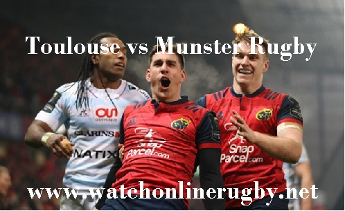 Toulouse vs Munster live