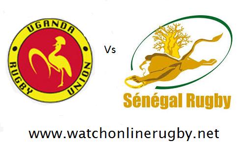 Uganda vs Senegal rugby live
