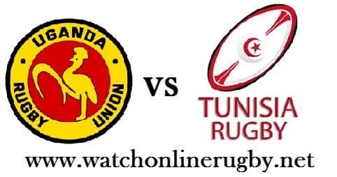 Uganda vs Tunisia live