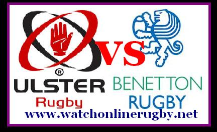 Ulster vs Benetton