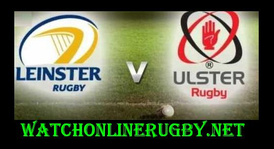 Ulster vs Leinster live