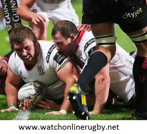Ulster vs Ospreys Rugby Live Online