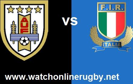 Uruguay vs Emerging Italy live