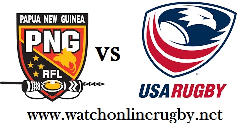 USA vs Papua New Guinea