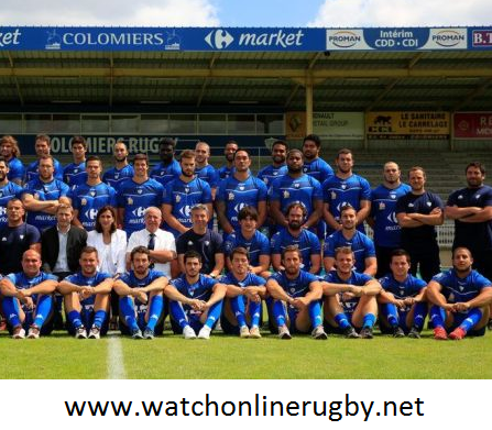 Vannes vs Colomiers 2016 Live Streaming