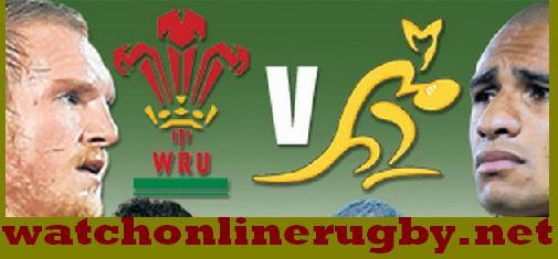 Wales vs Australia