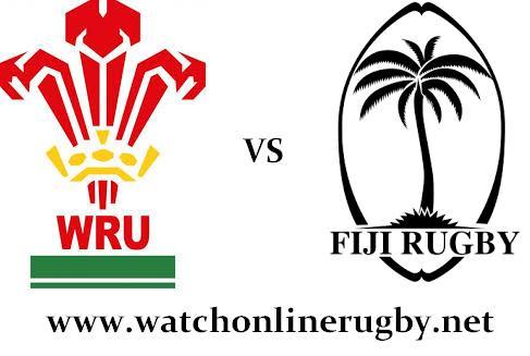 Wales vs Fiji