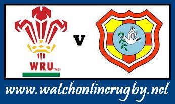 Tonga vs Wales live