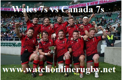 Wales 7s vs Canada 7s LIVE