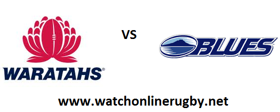 Blues vs Waratahs live