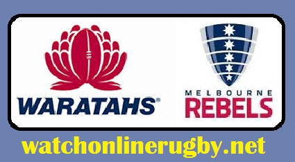 Waratahs vs Rebels live