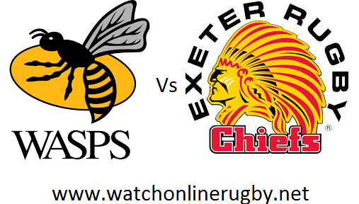 Chiefs vs Wasps final rugby live