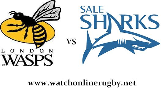 Sale Sharks vs Wasps live
