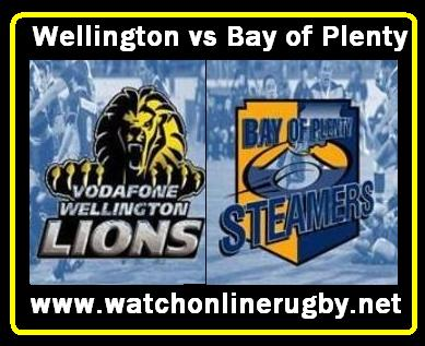 Wellington vs Bay of Plenty