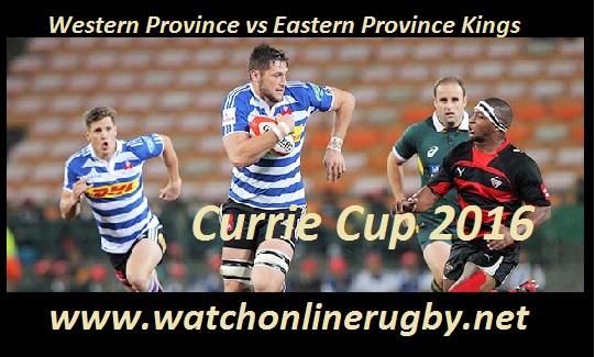 Western Province vs Eastern Province Kings