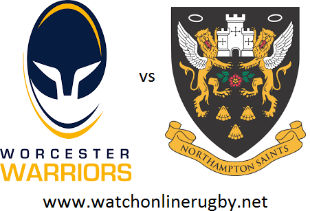 Worcester Warriors vs Northampton Saints