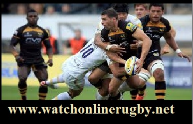 Wasps vs Worcester Warriors live