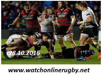 Zebre vs Edinburgh