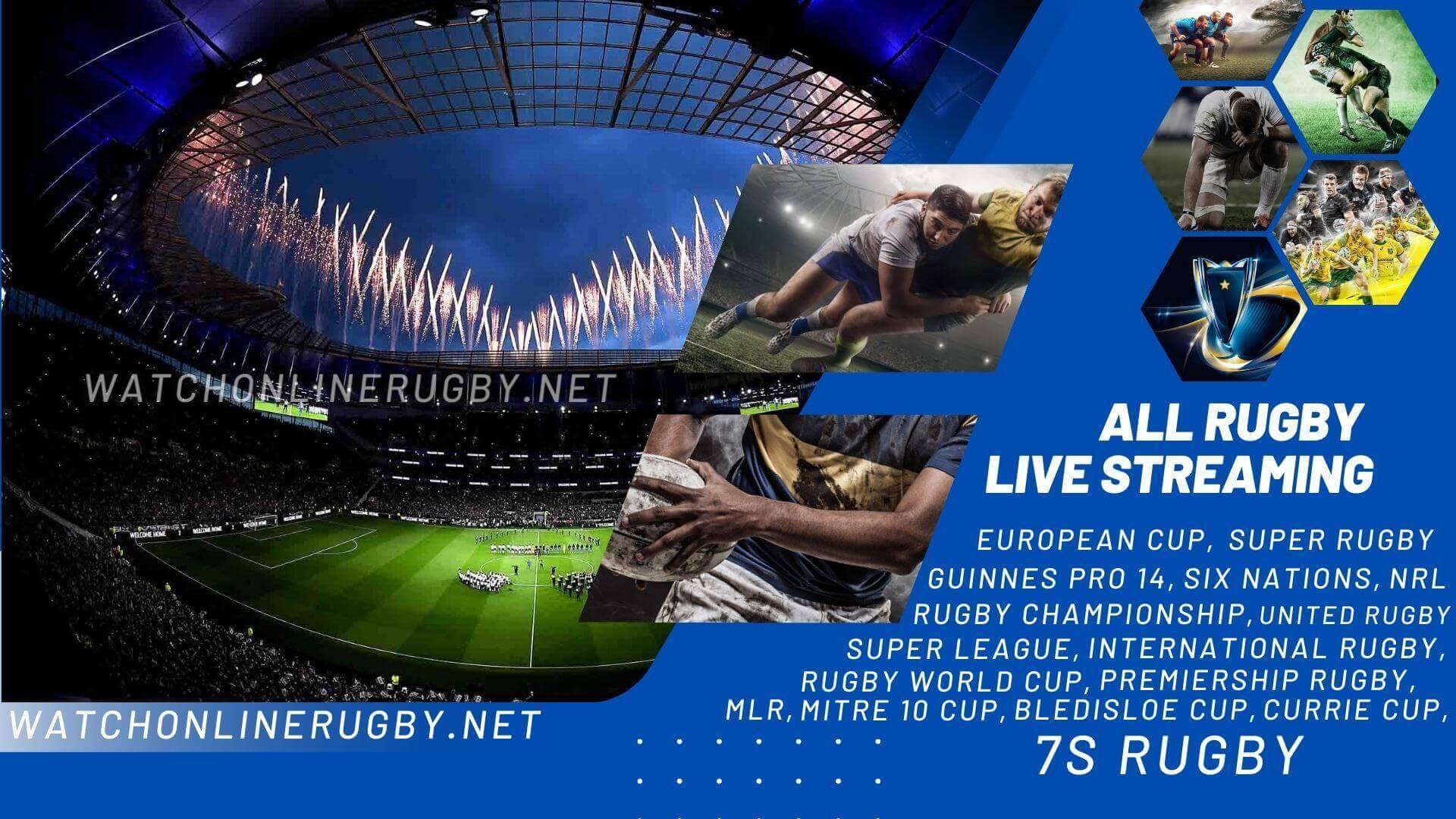 Rugby Scarlets vs Treviso Live Online