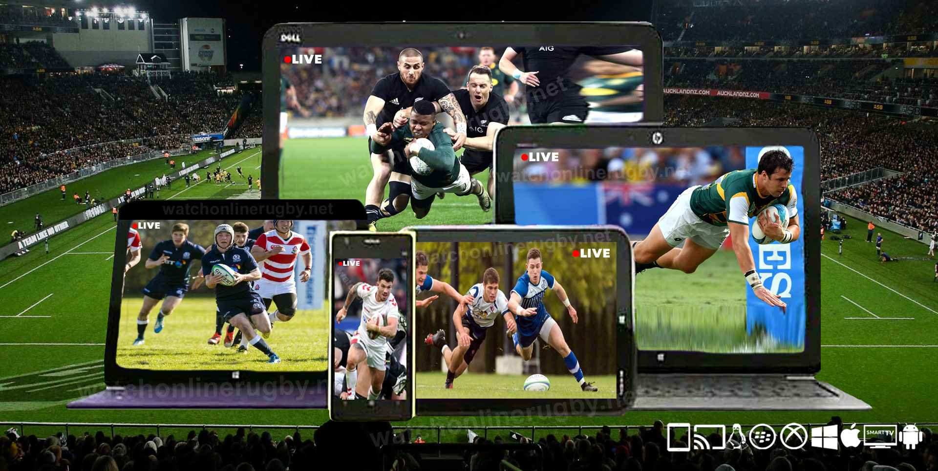 Watch Online Rugby 2019 slider