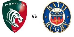 Bath Rugby VS Leicester Tigers Live Stream