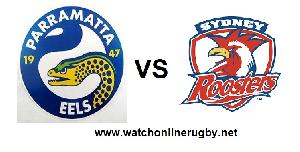 Eels VS Roosters Live Streaming