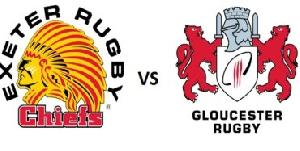 Exeter Chiefs VS Gloucester Rugby Live Online
