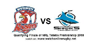 Roosters VS Cronulla Sharks Live