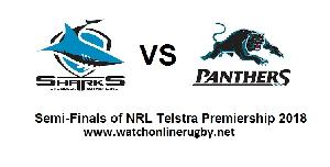 Sharks VS Panthers Semifinal Live HD